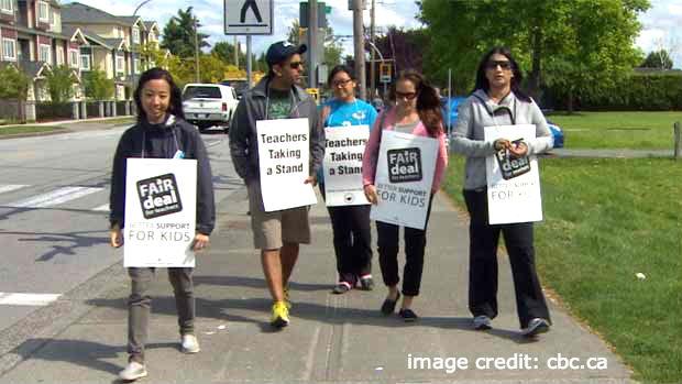 Bc Teachers Strike