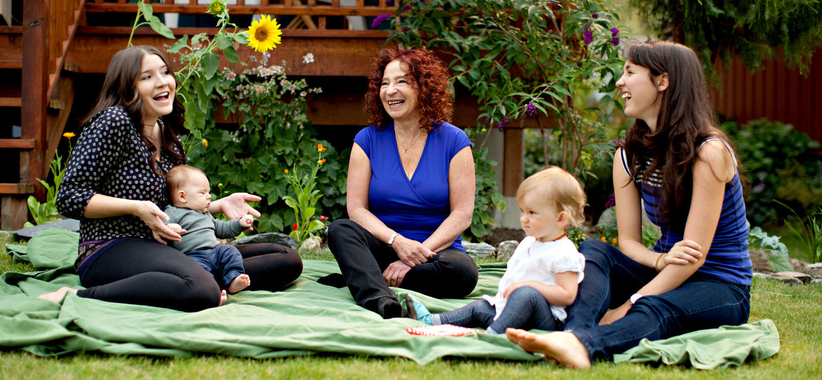 Coaching for New Moms and Parents of Young Children with Judy Banfield