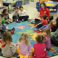 Groupings: Helping Young Children Adjust To Group Experiences