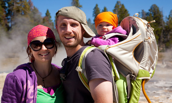 Hiking With Baby And Young Kids