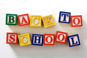 Preparing Your Kids For Back To School