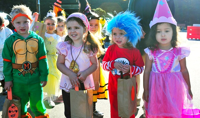 The Trick To Trick Or Treating With Young Children