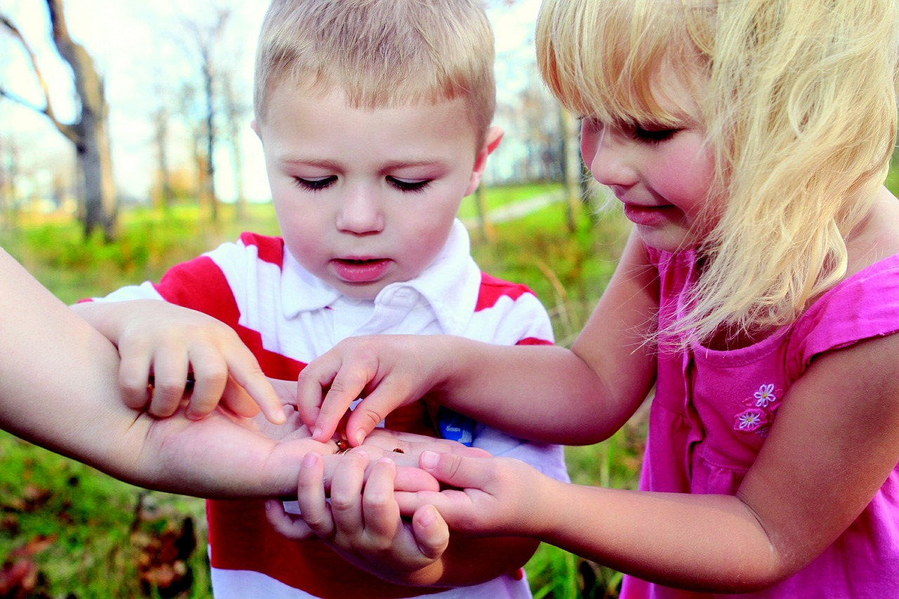 Talking With Your Children About Climate Change And The Importance Of Experiences In Nature