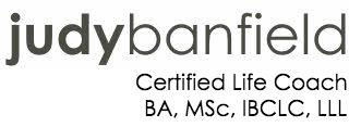 Judy Banfield - Certified Life Coach