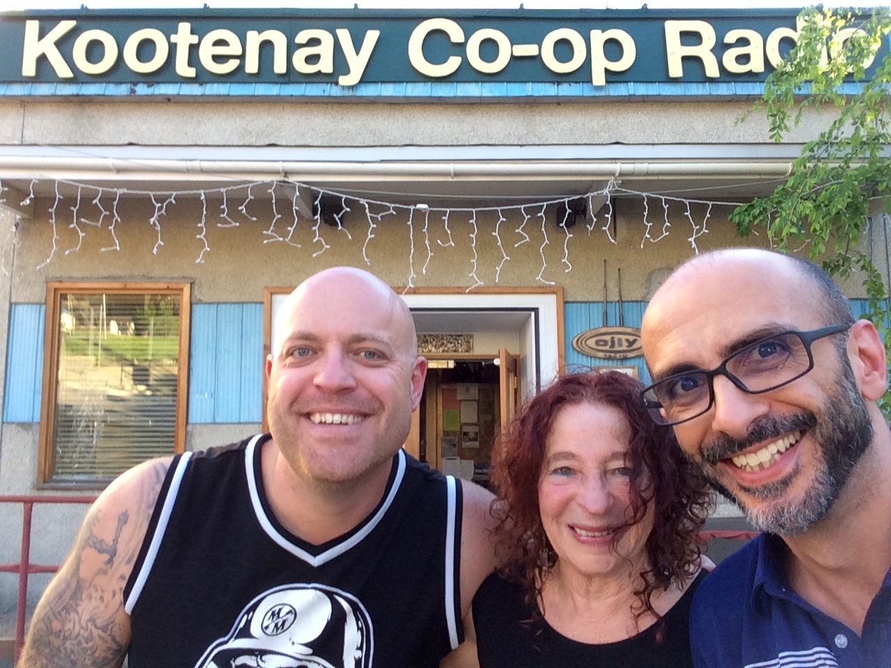 Stand And Deliver With Judy Banfield On Kootenay Coop Radio_May 22_2017